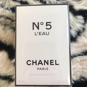 Chanel N5 Leau